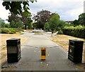 SU9677 : Diamond Jubilee Fountain by Gerald England