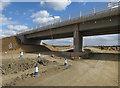 TL2967 : New B1040 bridge by Hugh Venables