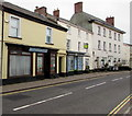 SO3700 : New China and Elstons, Bridge Street, Usk by Jaggery
