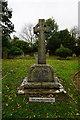 TG3823 : WW1, 2  and Bosnia war memorial by Ian S