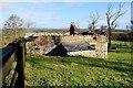 H5469 : Ruined dwelling, Bancran by Kenneth  Allen