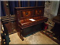 SO4154 : Upright Piano at St. Mary's Church (Dilwyn) by Fabian Musto