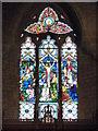 SO4154 : Window inside St. Mary's Church (Chancel   Dilwyn) by Fabian Musto