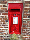 TL8131 : Hedingham Road George VI Postbox by Adrian Cable