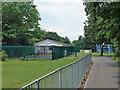 TQ5591 : Havering Dog Training Centre by Robin Webster