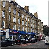 TQ3480 : Wapping Lane shops, Wapping by Robin Stott