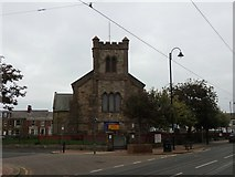 SD3347 : Church of St. Peter & St. David, Lord Street, Fleetwood by Stephen Armstrong