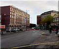 ST3088 : Queensway, Newport city centre by Jaggery