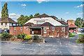 TQ1858 : Ashtead Peace Memorial Hall by Ian Capper