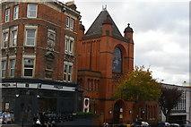 TQ2585 : Dennington Park Road, off West End Lane, West Hampstead by Christopher Hilton