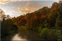 SO5074 : River Teme by Ian Capper