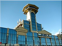 TG5307 : The Tower amusement park and arcade on Marine Parade by Evelyn Simak