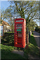 TG1334 : Former telephone kiosk on Church Street, Plumstead by Ian S