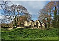 SK6972 : Haughton Chapel (II) by Neil Theasby