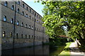 SE2535 : The former Kirkstall Brewery and the Leeds and Liverpool Canal by Mat Fascione