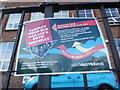 SP0879 : Open Day Notice at Yardley Wood Bus Garage by David Hillas