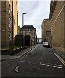 TQ3480 : Dundee Street, Wapping by Robin Stott
