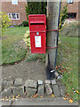 TL8926 : Chappel Road Postbox by Adrian Cable