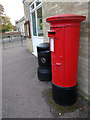 TL8925 : Great Tey Post Office Postbox by Adrian Cable