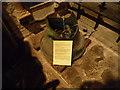 SO6457 : Damaged Bell inside St. Michael & All Angels Church (Edwyn Ralph) by Fabian Musto