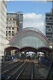 TQ3780 : Heron Quays DLR Station by N Chadwick