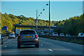 TL1201 : Three Rivers : M1 Motorway by Lewis Clarke