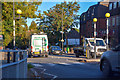 TQ1591 : London Borough of Harrow : Uxbridge Road by Lewis Clarke
