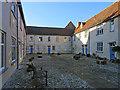TF6119 : King's Lynn: Hampton Court - looking west by John Sutton