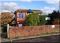 TQ5541 : Speldhurst Post Office by John P Reeves