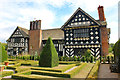 SJ8358 : Little Moreton Hall and Knot Garden by Jeff Buck