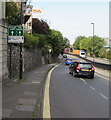 ST7564 : A36 directions signs, Claverton Street, Bath by Jaggery