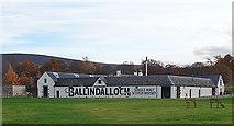 NJ1735 : Ballindalloch Distillery by Anne Burgess