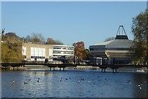 SE6250 : Vanbrugh Bridge and Central Hall by DS Pugh