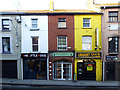 H4572 : The Little Food Co / Seven Wishes / Urgent Taxis, Omagh by Kenneth  Allen