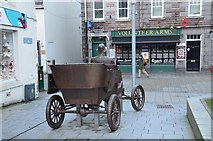 NN1073 : The Bronze Ford, Fort William (2) by Jim Barton