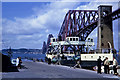 NT1378 : South Queensferry in 1964 by Mary Dalgetty Baxter
