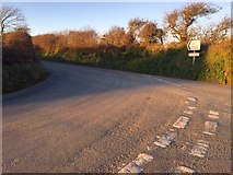 SM8625 : Road junction by Alan Hughes