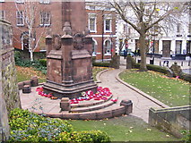 SO9198 : Cenotaph View by Gordon Griffiths