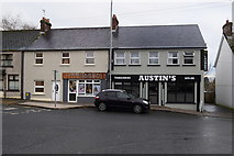 H6357 : Jamie Houston / Austins Takeaway, Ballygawley by Kenneth  Allen