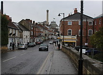 SE4843 : Downtown Tadcaster by Chris Heaton