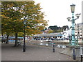 SX9292 : The Quay, Exeter by Chris Allen