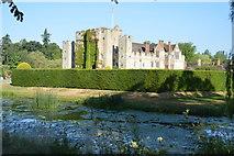 TQ4745 : Hever Castle by N Chadwick