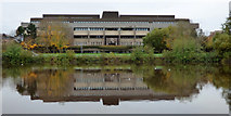 NS5964 : Glasgow Sheriff Court by Thomas Nugent
