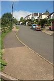 SX8760 : Highfield Crescent, Paignton by Derek Harper