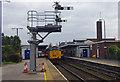 SD1969 : DRS passenger train at Barrow station by Ian Taylor