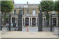 TQ3877 : Royal Naval College - East Gate by N Chadwick