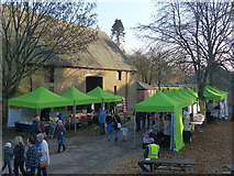 ST2885 : Tredegar House food and craft market (3) by Robin Drayton