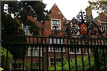 TL4458 : Master's Lodgings, St Catharine's College, Cambridge by Christopher Hilton