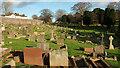 SX9066 : Torquay cemetery by Derek Harper