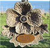 NZ4349 : Seaham's Field of Remembrance by Les Hull
